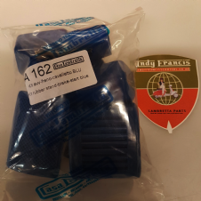 CASA LAMBRETTA  BLUE RUBBER KS , STAND AND BRAKE RUBBER